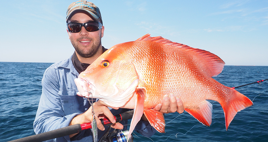 Fishing Escapade at the Montebello Islands – Luke Ryan's experience