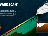 Innovation Award for Simrad ForwardScan sonar